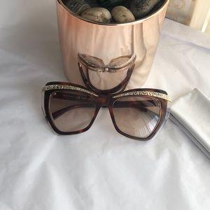 ETRO😎 Cat Eye Sunglasses